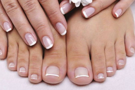 Hands Nails Feet Treatments